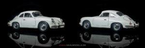Porsche 356 B | Coupé | Bburago | 1:18 | www.andere.hahlmodelle.de