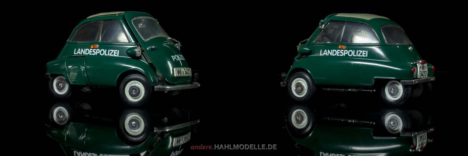 BMW Isetta Export 250 | Kleinstwagen | Revell | www.andere.hahlmodelle.de