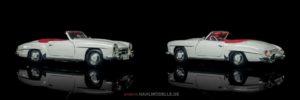 Mercedes-Benz 190 SL (W 121 B II) | Cabriolet | Maisto | www.andere.hahlmodelle.de