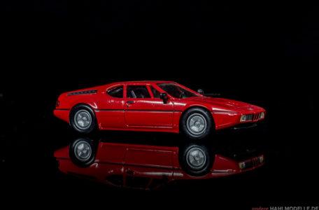BMW M1 (E26) | Sportwagen | Ixo (Del Prado Car Collection) | www.andere.hahlmodelle.de