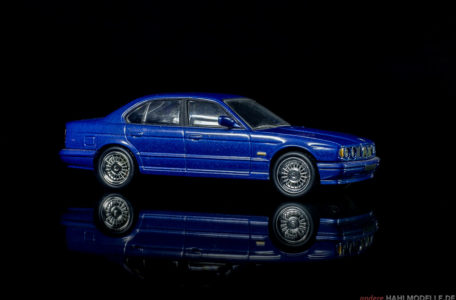 BMW M5 (E34S) | Limousine | Ixo (Del Prado Car Collection) | www.andere.hahlmodelle.de