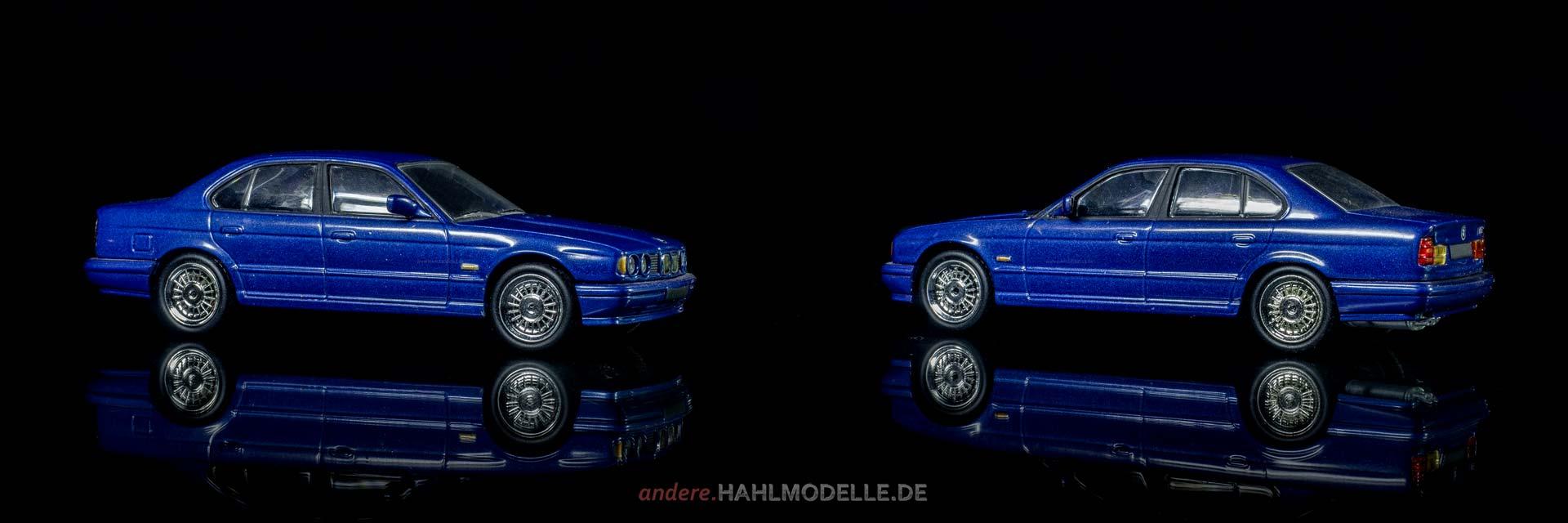 BMW M5 (E34S) | Limousine | Ixo | www.andere.hahlmodelle.de