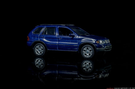 BMW X5 (E53) | SUV | Ixo (Del Prado Car Collection) | www.andere.hahlmodelle.de