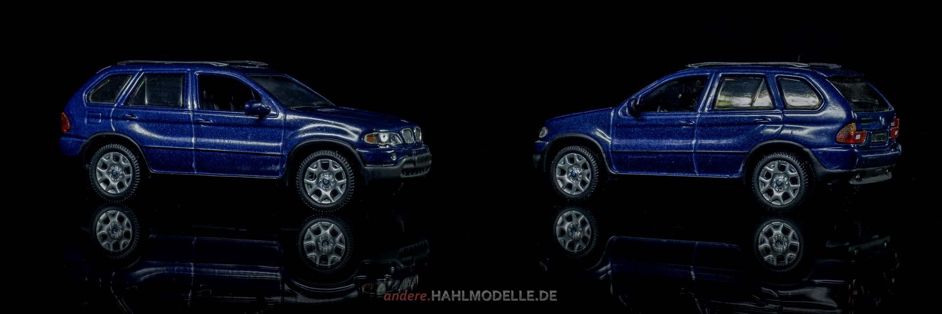 BMW X5 (E53) | SUV | Ixo | www.andere.hahlmodelle.de