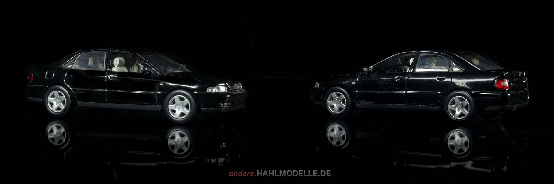 Audi A4 B6 | Limousine | Ixo | www.andere.hahlmodelle.de