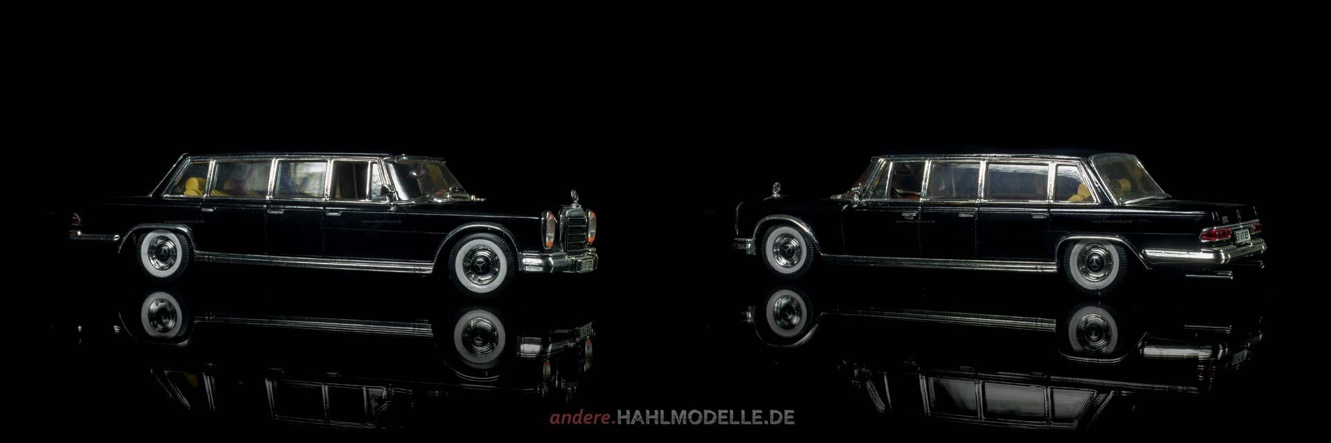 Mercedes-Benz 600 (W 100) | Limousine | Vitesse | www.andere.hahlmodelle.de