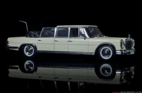 Mercedes-Benz 600 (W 100) | Landaulet | Vitesse | www.andere.hahlmodelle.de