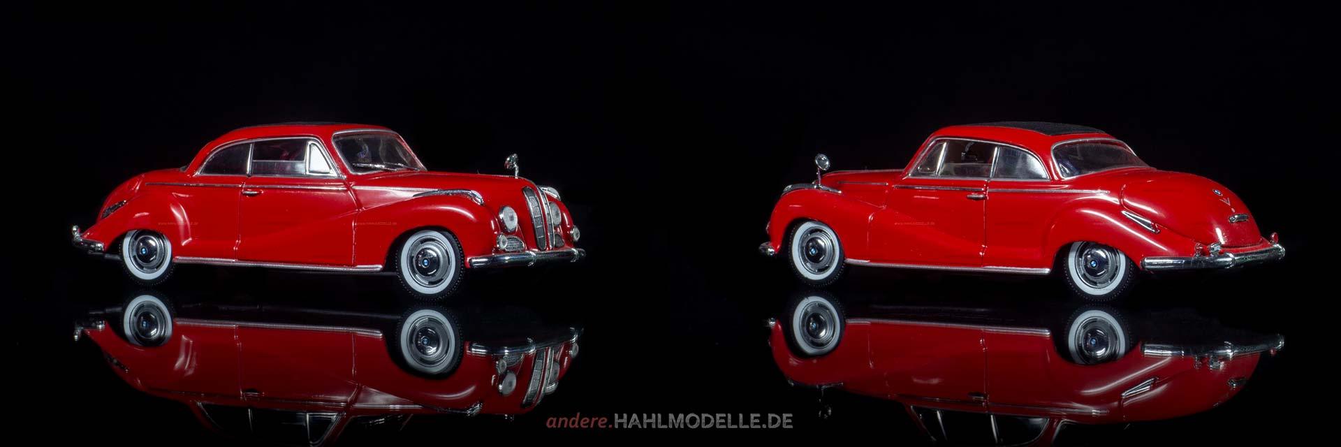 BMW 502 | Coupé | Revell | www.andere.hahlmodelle.de