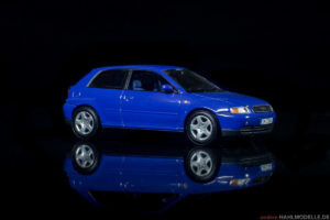 Audi A3 (8L) | Limousine | Minichamps | www.andere.hahlmodelle.de