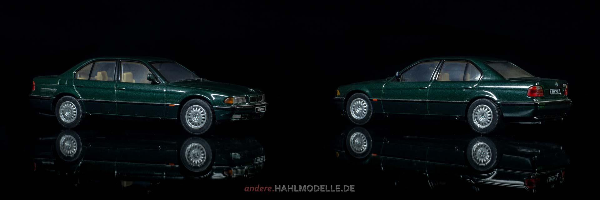 BMW 740i (E28) | Limousine | Herpa | www.andere.hahlmodelle.de