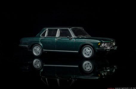 BMW 2500 (E3) | Limousine | Schuco | www.andere.hahlmodelle.de