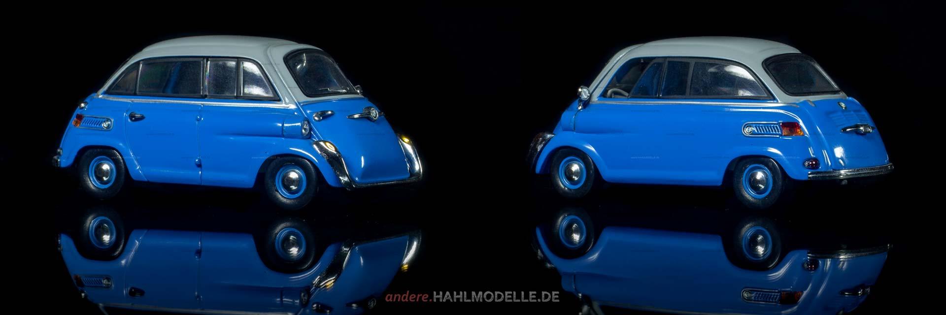 BMW 600 | Kleinstwagen | Schuco | www.andere.hahlmodelle.de