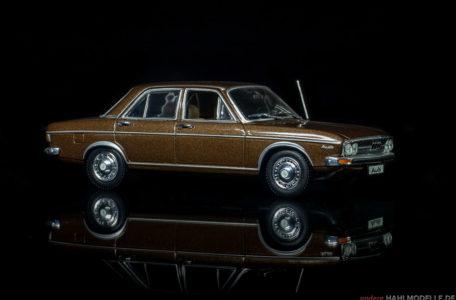 Audi 100 (C1) | Limousine | Minichamps | www.andere.hahlmodelle.de