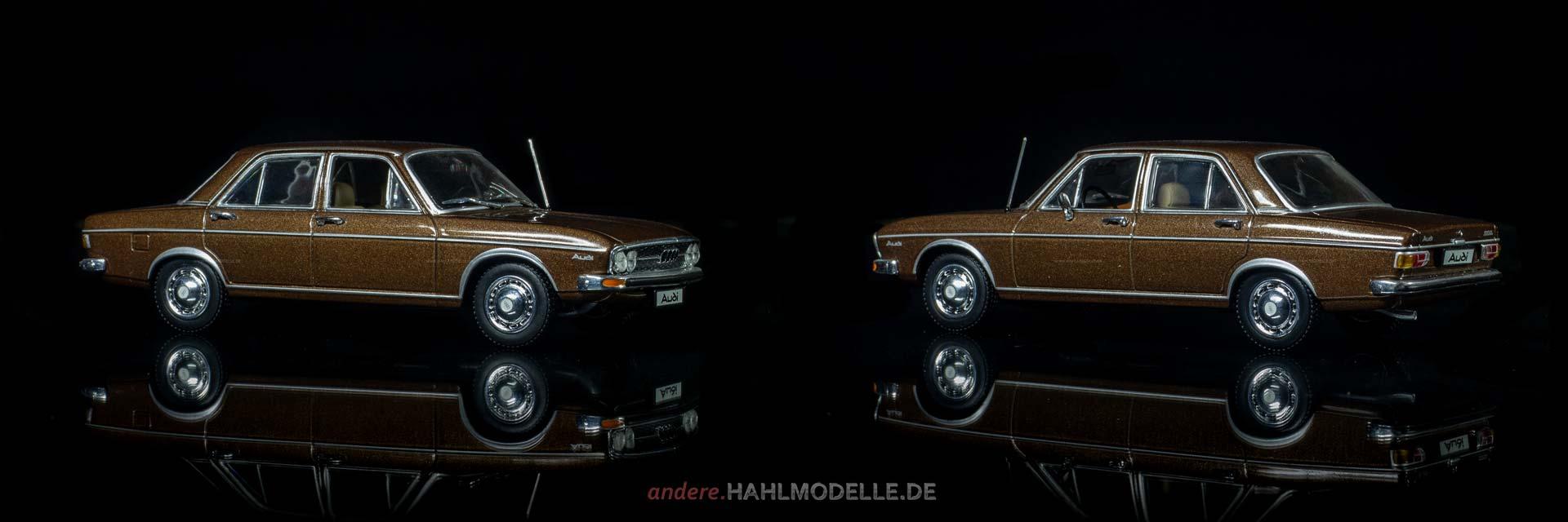 Audi 100 C1 | Limousine | Minichamps | www.andere.hahlmodelle.de