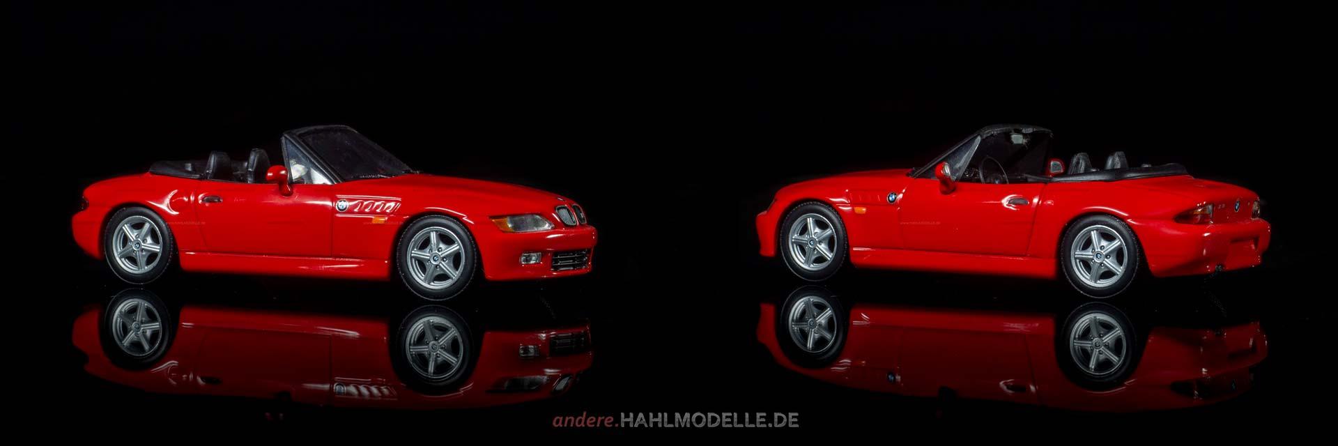 BMW Z3 (E36/7) | Roadster | Minichamps | www.andere.hahlmodelle.de