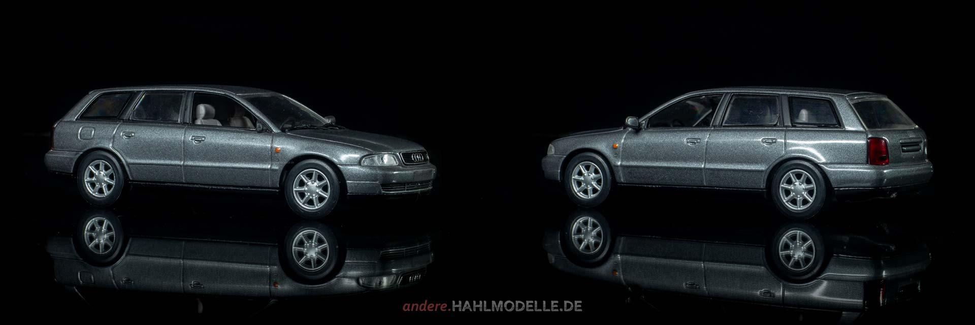 Audi A4 B5 | Kombi | Minichamps | www.andere.hahlmodelle.de