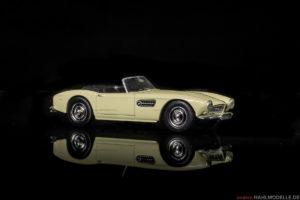 BMW 507 | Cabriolet | Ixo (Del Prado Car Collection) | www.andere.hahlmodelle.de