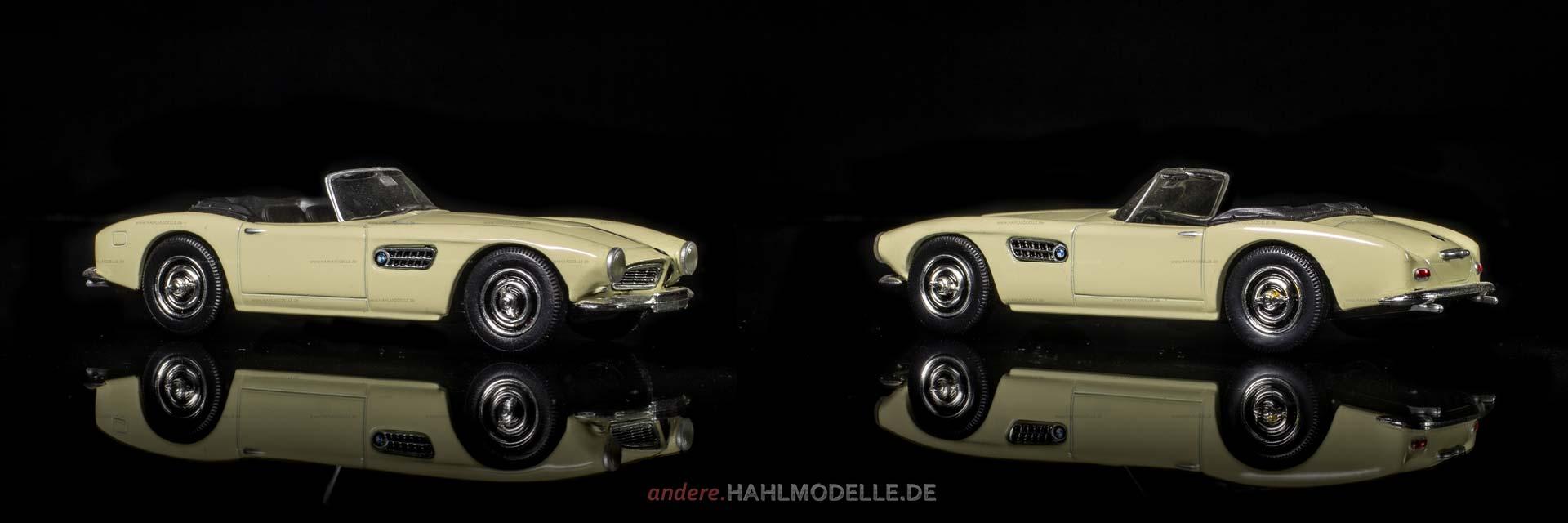 BMW 507 | Cabriolet | Ixo | www.andere.hahlmodelle.de