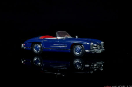 Mercedes-Benz 300 SL (W 198 II) | Roadster | Lesney Products & Co. Ltd. | www.andere.hahlmodelle.de
