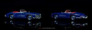Mercedes-Benz 300 SL (W 198 II)   Roadster   Lesney Products & Co. Ltd.   www.andere.hahlmodelle.de