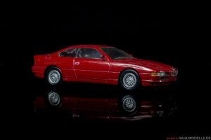 BMW 850i (E31) | Coupé | Ixo (Del Prado Car Collection) | www.andere.hahlmodelle.de