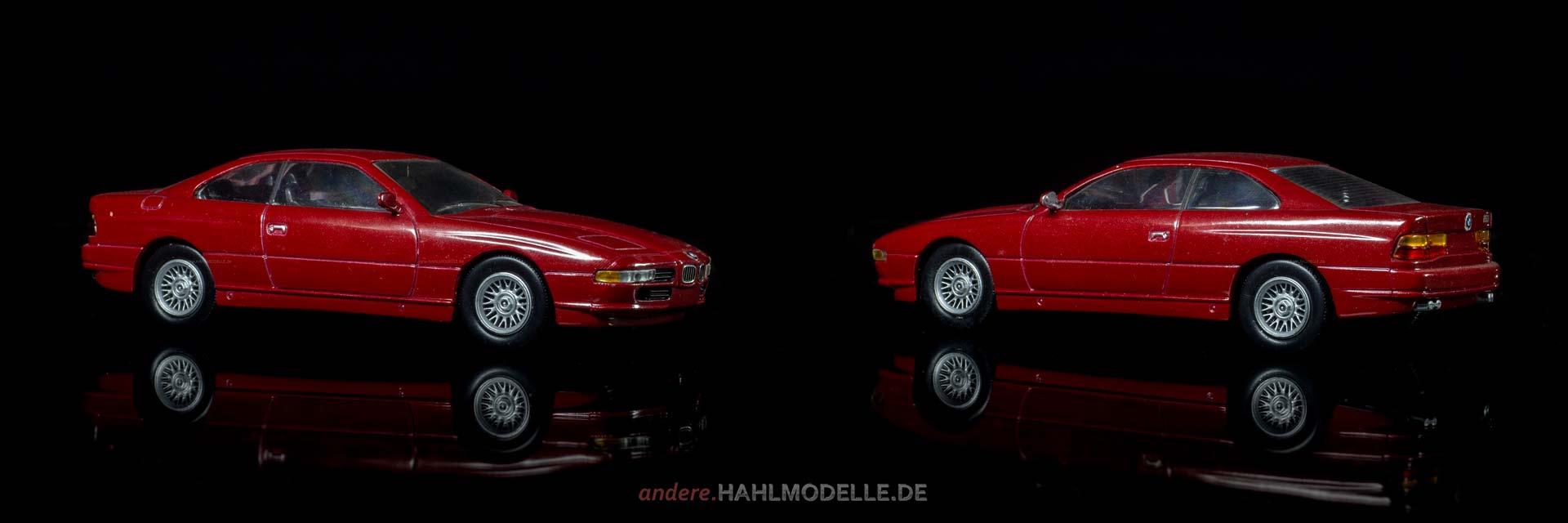 BMW 850i (E31) | Coupé | Ixo | www.andere.hahlmodelle.de