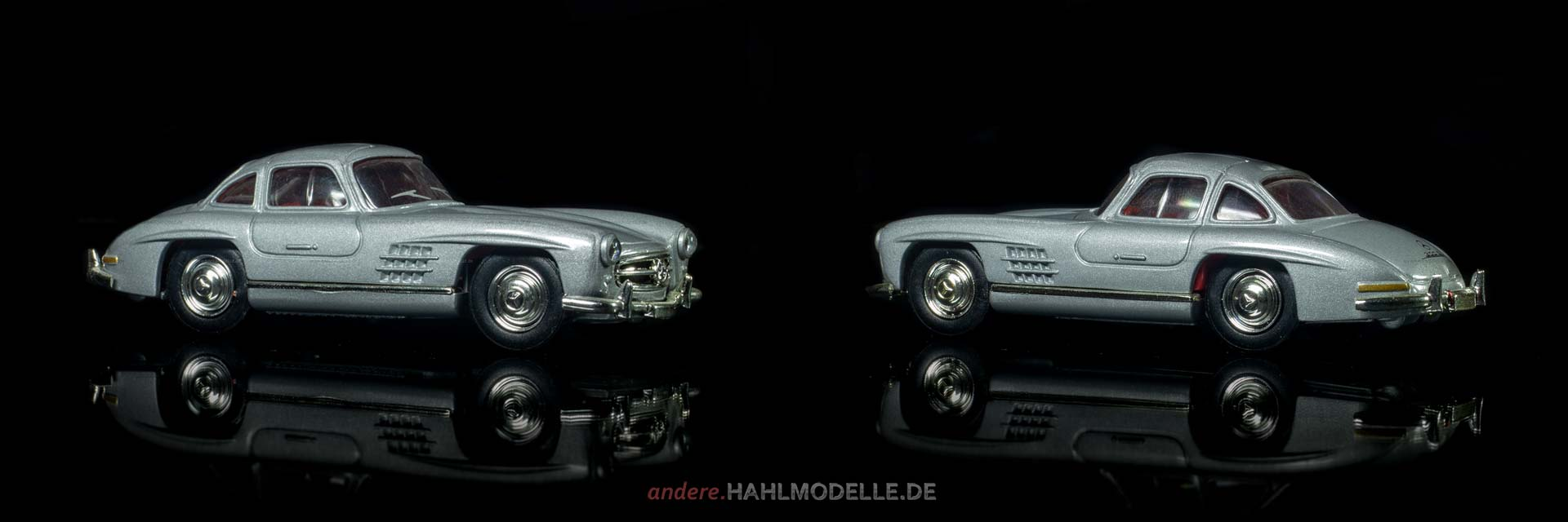 Mercedes-Benz 300 SL (W 198) | Coupé | Ixo | www.andere.hahlmodelle.de