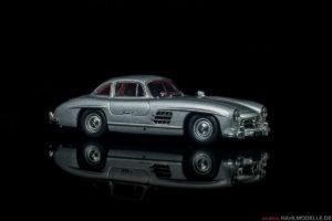 Mercedes-Benz 300 SL (W 198)   Coupé   Ixo (DeAgostini Mercedes-Benz Offizielle Modell-Sammlung)   www.andere.hahlmodelle.de
