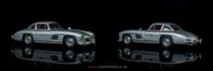 Mercedes-Benz 300 SL (W 198) | Coupé | Ixo (DeAgostini Mercedes-Benz Offizielle Modell-Sammlung) | www.andere.hahlmodelle.de