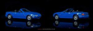 Mazda MX-5 (Typ NA) | Roadster | Ixo (Del Prado Car Collection) | 1:43 | www.andere.hahlmodelle.de