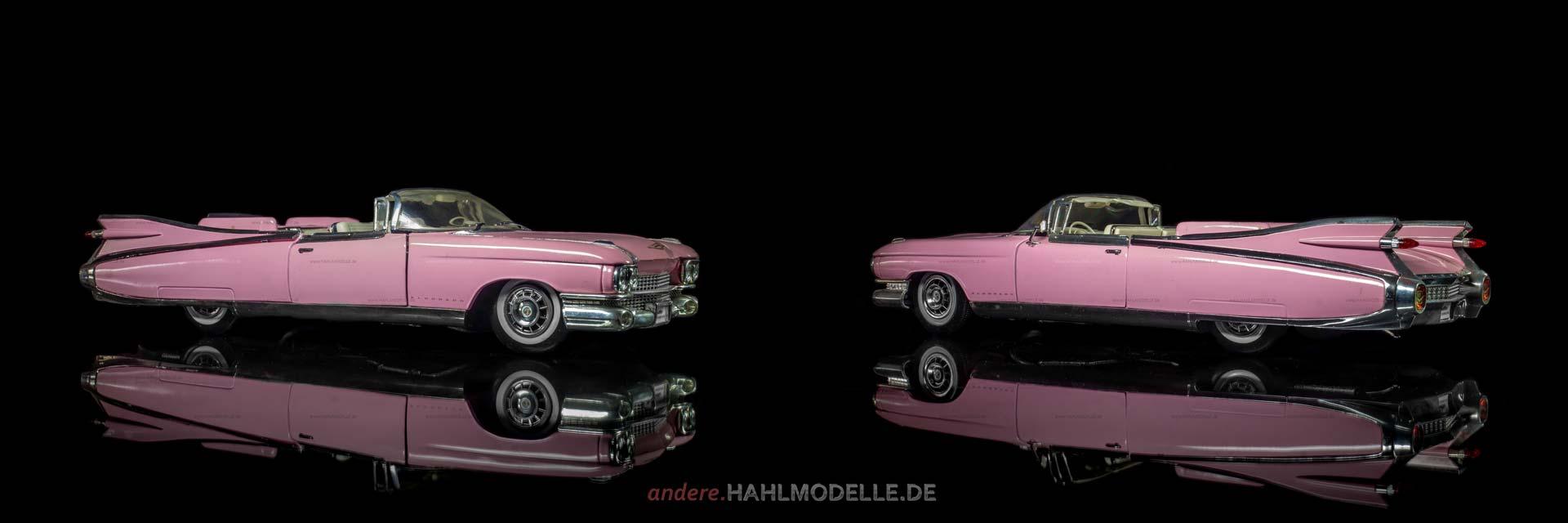 Cadillac Eldorado Biarritz Convertible | Cabriolet | Maisto | 1:18 | www.andere.hahlmodelle.de
