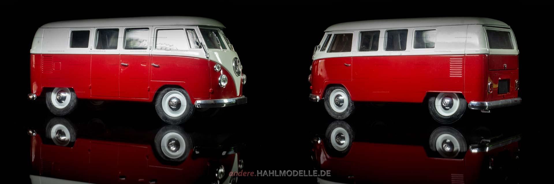 Volkswagen Bulli (Typ 2 T1) | Bus | Solido | 1:18 | www.andere.hahlmodelle.de