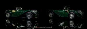 Jaguar S.S. 100   Roadster   Bburago   www.andere.hahlmodelle.de