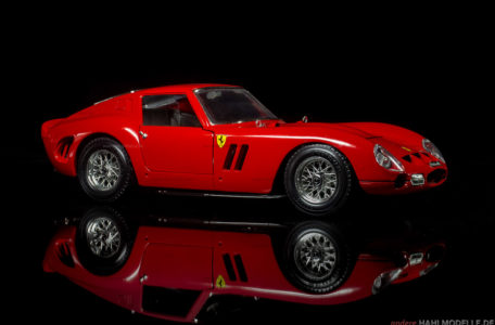 Ferrari 250 GTO | Coupé | Bburago | 1:18 | www.andere.hahlmodelle.de