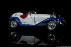 Alfa Romeo 6C 2300 | Roadster | Bburago | 1:18 | www.andere.hahlmodelle.de