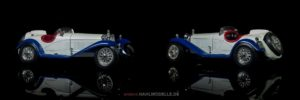 Alfa Romeo 6C 2300   Roadster   Bburago   1:18   www.andere.hahlmodelle.de