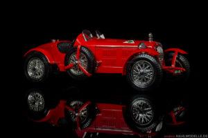 Alfa Romeo 8C 2300 Monza | Roadster | Bburago | 1:18 | www.andere.hahlmodelle.de