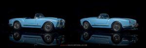 Lancia Aurelia B 24 Spider | Roadster | Bburago | www.andere.hahlmodelle.de