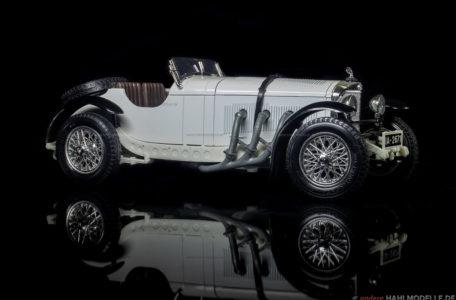 Mercedes-Benz SSKL (WS 06 RS) | Zweisitzer (Motorsport) | Bburago | www.andere.hahlmodelle.de