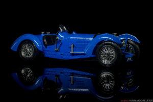 Bugatti Type 59 | Roadster | Bburago | 1:18 | www.andere.hahlmodelle.de
