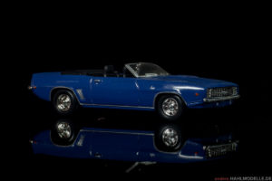 Chevrolet Camaro | Cabriolet | Ixo (Del Prado Car Collection) | 1:43 | www.andere.hahlmodelle.de