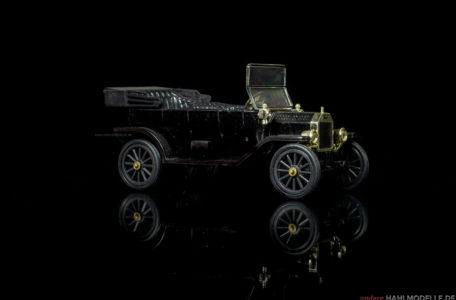 Ford Model T | Cabriolet | Ixo (Del Prado Car Collection) | 1:43 | www.andere.hahlmodelle.de