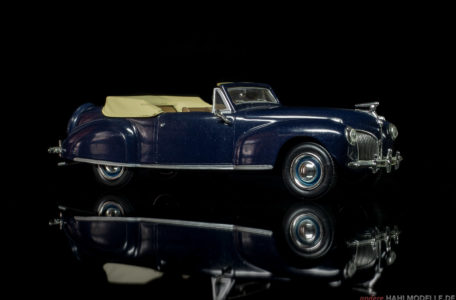 Lincoln Zephyr | Cabriolet | Ixo (Del Prado Car Collection) | 1:43 | www.andere.hahlmodelle.de