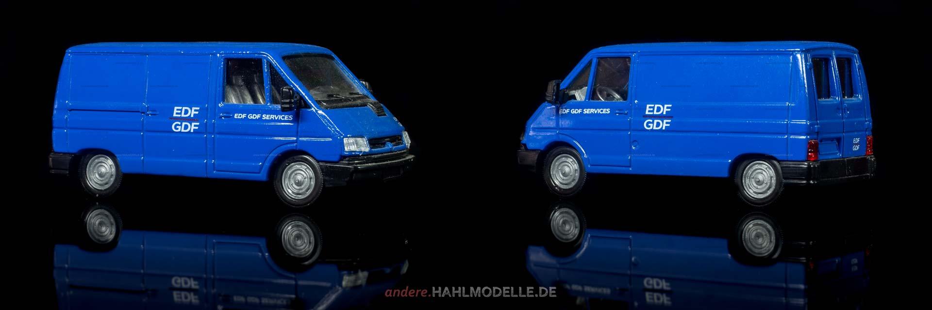 Renault Trafic | Kastenwagen | Solido | 1:48 | www.andere.hahlmodelle.de