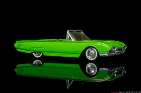 "Ford Thunderbird Convertible (""Bullet Bird"") | Cabriolet | Solido | 1:43 | www.andere.hahlmodelle.de"