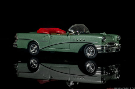 Buick Serie 60 Century Convertible | Cabriolet | New Ray | 1:43 | www.andere.hahlmodelle.de