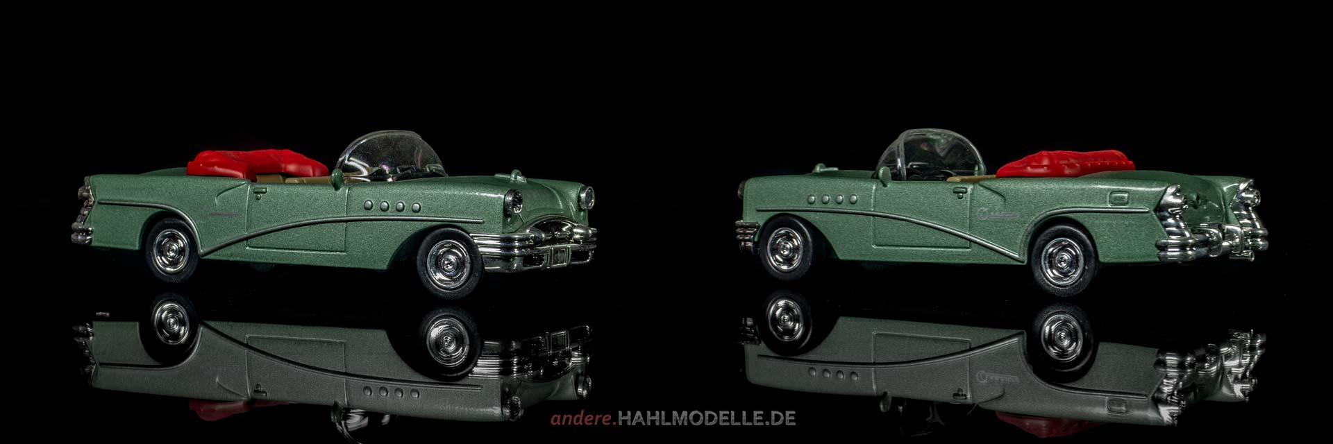 Buick Century Convertible | Cabriolet | New Ray | 1:43 | www.andere.hahlmodelle.de