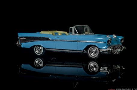Chevrolet Bel Air (Serie 2400C) Convertible | Cabriolet | Dinky | 1:43 | www.andere.hahlmodelle.de