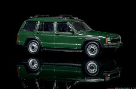 Jeep Grand Cherokee ZJ | SUV | Ixo (Del Prado Car Collection) | 1:43 | www.andere.hahlmodelle.de