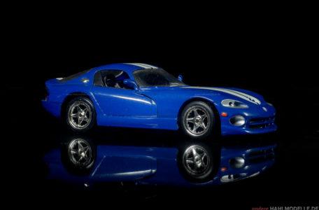 Dodge Viper GTS | Coupé | Ixo (Del Prado Car Collection) | 1:43 | www.andere.hahlmodelle.de